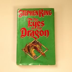 Stephen King The Eyes of the Dragon 1st Ed 1987